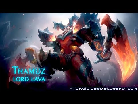 Mobile Legends: New Hero - Lord Lava Thamuz Gameplay Android/iOS