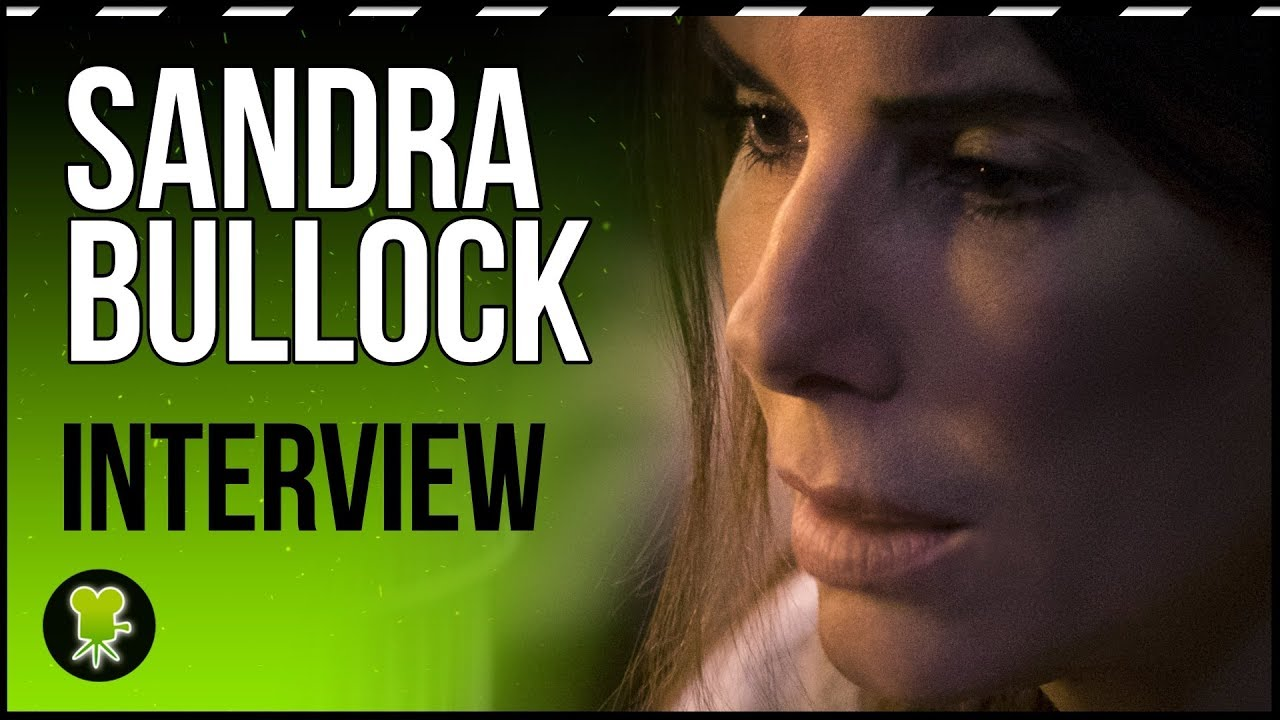 Sandra Bullock On Bird Box And Why She Began Producing Youtube