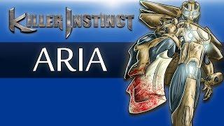 Killer Instinct Season 2 (Fighting with ARIA!!!)