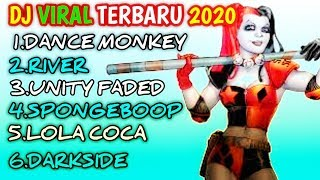 DANCE MONKEY - UNITY - DARKSIDE - DJ VIRAL TERBARU 2020