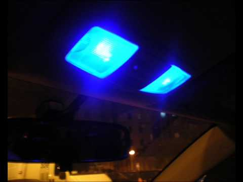 Poner luces cortes a y maletero 1 2 307gti clubpeugeot doovi - Poner luz interior coche ...