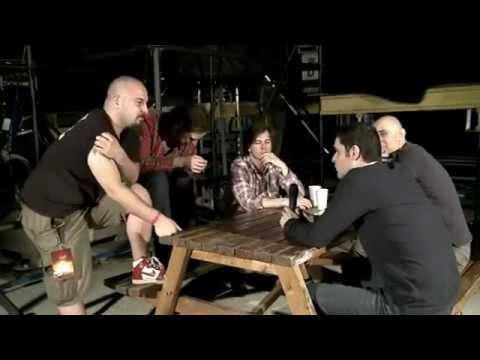 DUMAN - Rock'n Dark öncesi kulis röportajı | 2 Haziran 2012