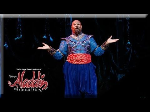 Interview with James Monroe Inglehart: Aladdin