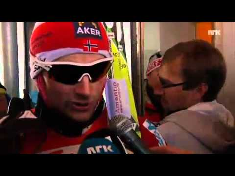 Petter Northug Interview: - They have apparently decided that Cologna to win the Tour de Ski