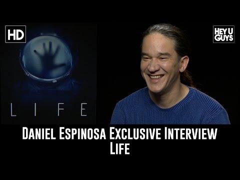 Daniel Espinosa Exclusive Interview - Life