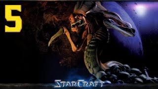 StarCraft Remastered - Kampania Zergów #5
