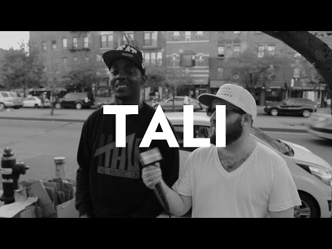 Tali On Being First U.K. Rapper To Battle On URL In New York
