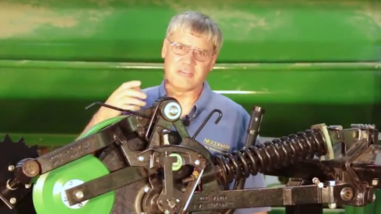 Needham Ag - Seed Boots on John Deere drills and air seeders