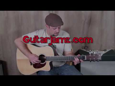 Acoustic Blues Lick that sound Fancy but is EASY to PLAY