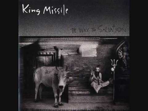 King Missile - The Boy Who Ate Lasagna and Could Jump Over a Church