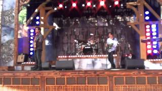 Smith & Wilkes Perform at Disneyland another Nashville TV Show Hit!