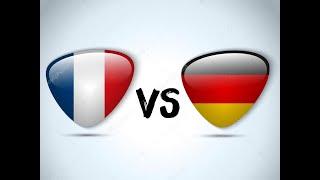 Fransa VS Almanya MUTTEFIKSIZ VE NUKLEER BOMBASIZ (TAMAMEN KURGUDUR)