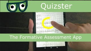 Quizster - Formative Assessment App