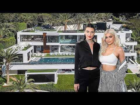 Kylie Jenner's House Vs Kendall Jenner's House Tour ★ 2019