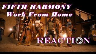 Fifth Harmony - Work from Home ft Ty Dolla $ign: REACTION