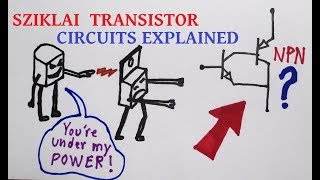 Understanding Sziklai transistor circuit characteristics with demo