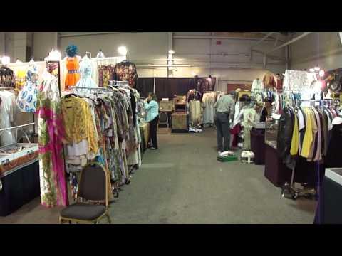 Vintage Fashion and Textile Show Sturbridge, Massachusetts  Antique Clothing
