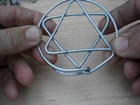 Juegos De Alambre Triangulos Circulos Estrellas Youtube