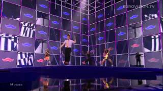 TWIN TWIN - Moustache (France) LIVE Eurovision Song Contest 2014 Grand Final