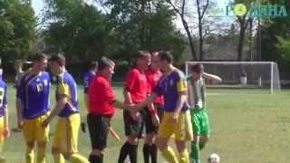 Година ТВ - Футбольне дербі в Кобеляках