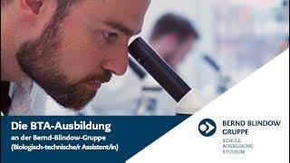BTA Ausbildung - Biologisch-technischen Assistenten | Bernd Blindow Gruppe