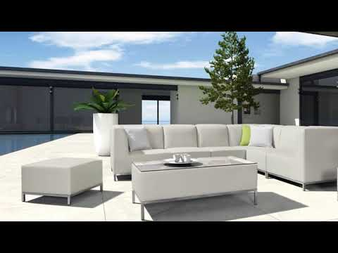 Modern Patio Furniture for Home Ideas