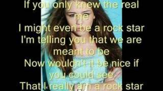 Rockstar-Miley Cyrus[w/lyrics]
