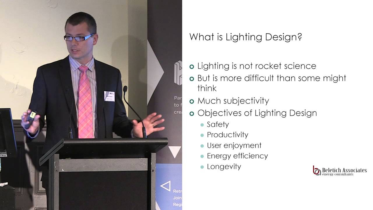 Delivering positive lighting outcomes part what is lighting