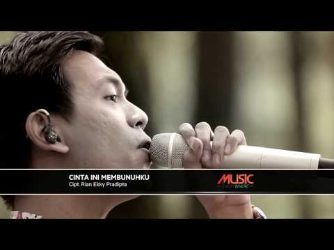 D'Masiv - Cinta Ini Membunuhku (Live at Music Everywhere) **