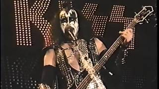 Kiss Live In Toledo 4/12/1997 Full Concert Reunion Tour
