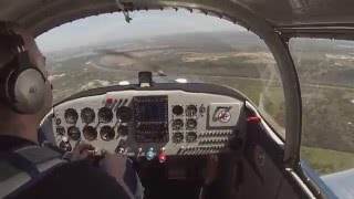 Temco Swift Aerobatics