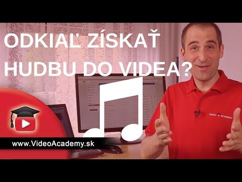 Skvelá hudba do videa - zdarma na stiahnutie