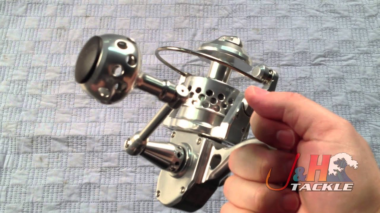 Accurate TwinSpin SR-12 Spinning Reel | J&H Tackle