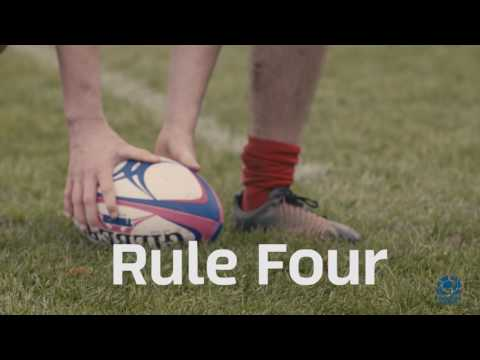 Scottish Rugby Union | Tartan Touch Rules
