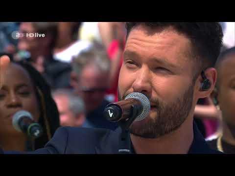 Calum Scott - What I Miss Most - ZDF Fernsehgarten 21.05.2018
