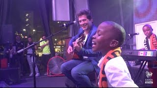 Heal the World - Daniel and The Melisizwe Brothers