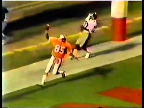 Highlight reel - Kevin House - Tampa Bay Bucs 1980-1986