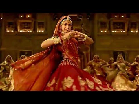 padmaabat new Ghoomar: Deepika Padukone, Shahid Kapoor, Ranveer Singh|Shreya Ghoshal,Swaroop Khan