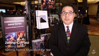 Jaime Cortez named 2016 National Pastoral Musician of the Year