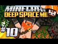 Minecraft - Deep Space Mine 10 - Spiderpit Deathplunge!