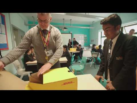 DHL UK Foundation: Supporting Schools With Teach First
