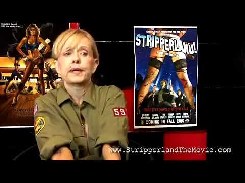 Download Stripperland (2011)  Behind The Scenes with Linnea Quigley