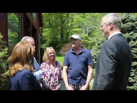 In Berkshire County, Gov. Baker and Lt. Governor Polito talk broadband upgrades with business owners
