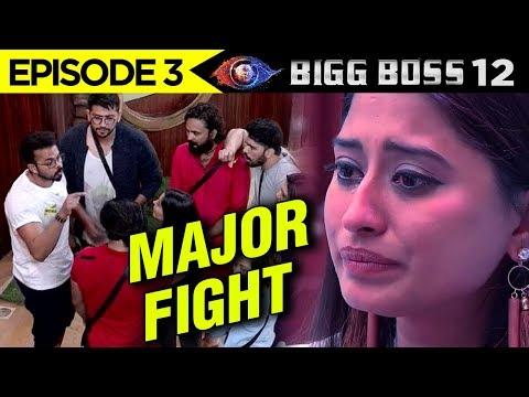 Bigg Boss 12 Episode 3 Update | Sreesanth UGLY FIGHT With Saba - Somi