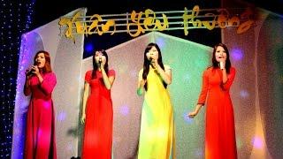 Mùa Xuân Đầu Tiên - Tốp Ca Nữ [8F Band]