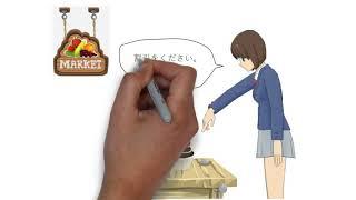 Learn Japanese through English in cartoon.한 컷 만화로 외국어 배우기(영어/일어)