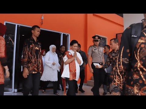 AVF NEWS | IBU NEGARA REPUBLIK INDONESIA KE UNIVERSITAS ISLAM RIAU