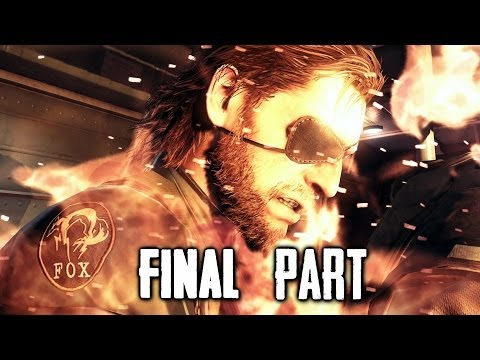 Metal Gear Solid 5 Ground Zeroes Ending / Phantom Pain - Gameplay Walkthrough Part 3 (MGS5)