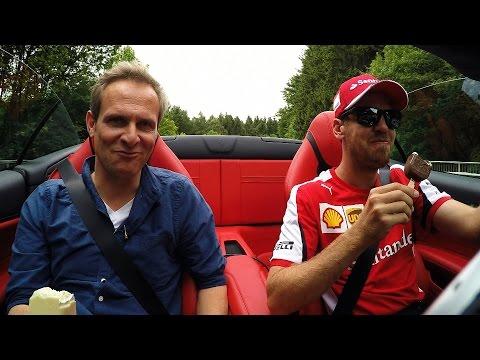 Exklusives Interview mit Sebastian Vettel (extra lang) - GRIP - Folge 330 - RTL 2