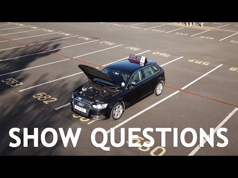 The Shows: Show Me Tell Me - Driving Test
